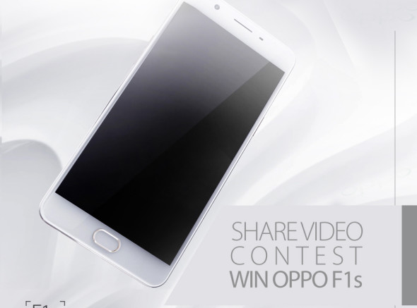 oppo share and win